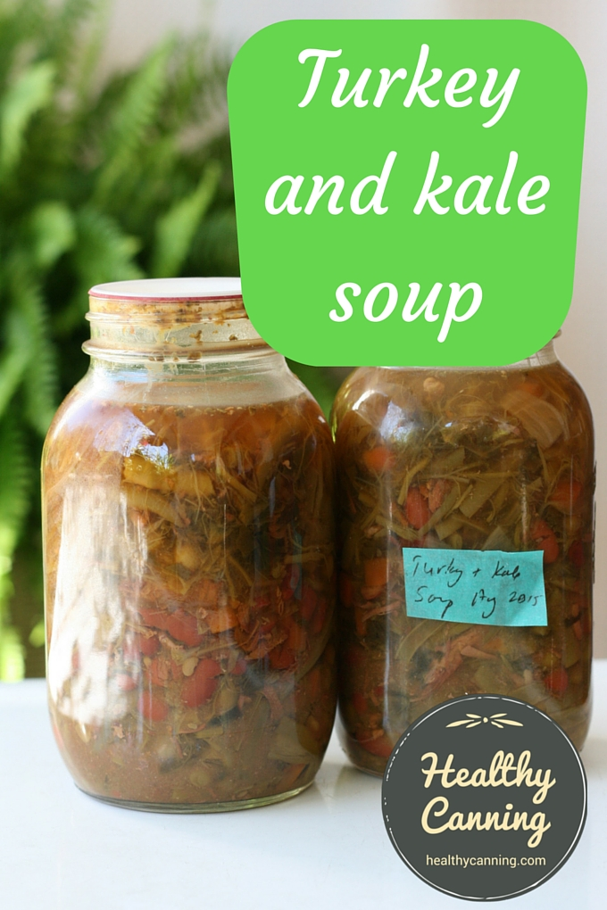 Turkey and Kale Soup