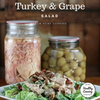 Turkey and Grape Salad