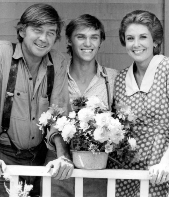 The Waltons, July 1972. CBS Television