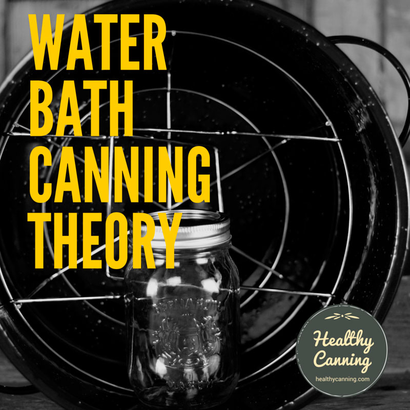 Water Bath Canning Theory