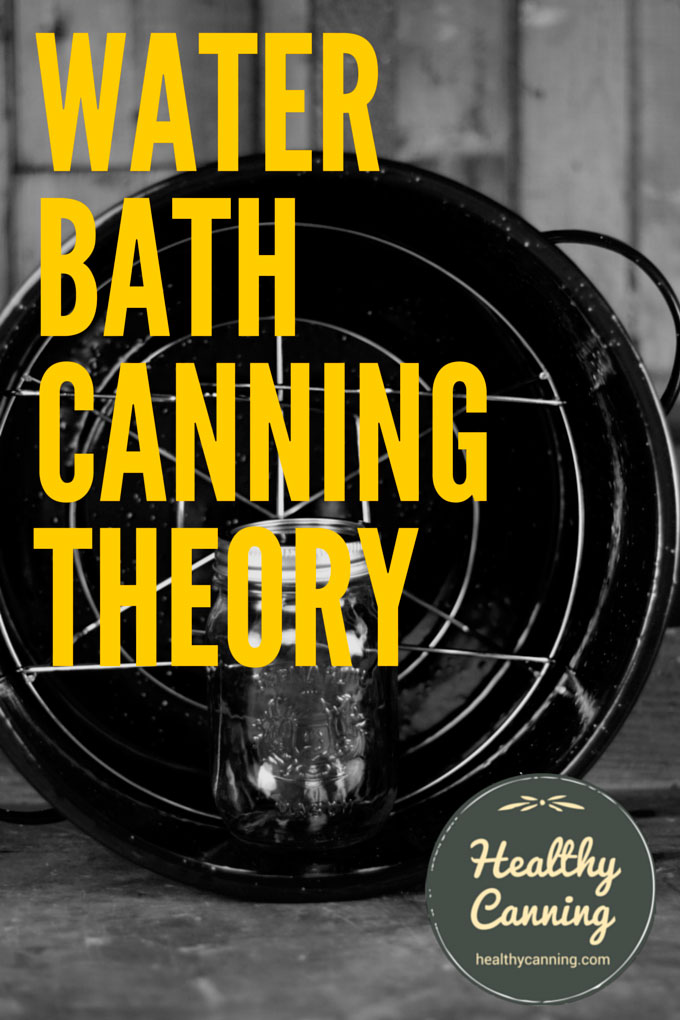 how to make a water bath for canning