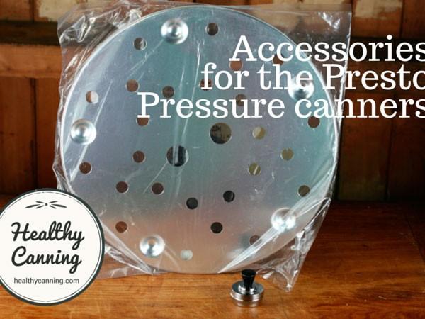 Presto Pressure Canner Accessories