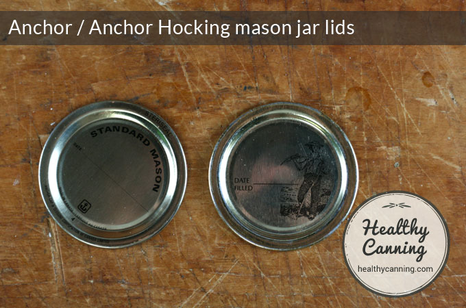 anchor hocking mason jar lids
