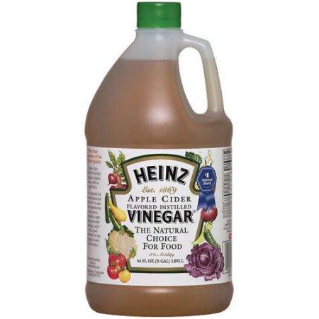 Heinz's apple cider flavoured vinegar