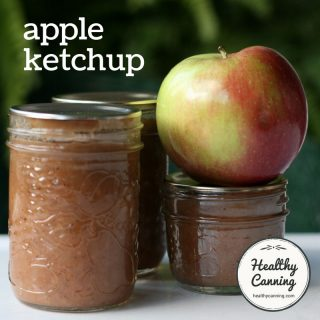 Apple Ketchup
