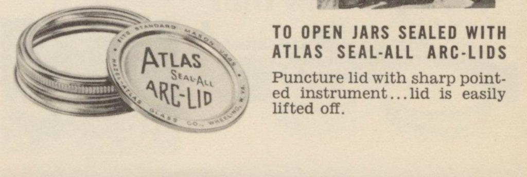 atlas lids puncture