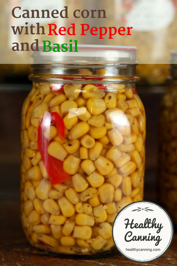 canned corn with red pepper and basil 002