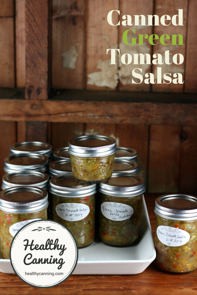 canned green tomato salsa 001