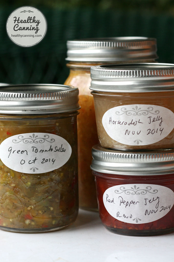 about healthycanning.com web site