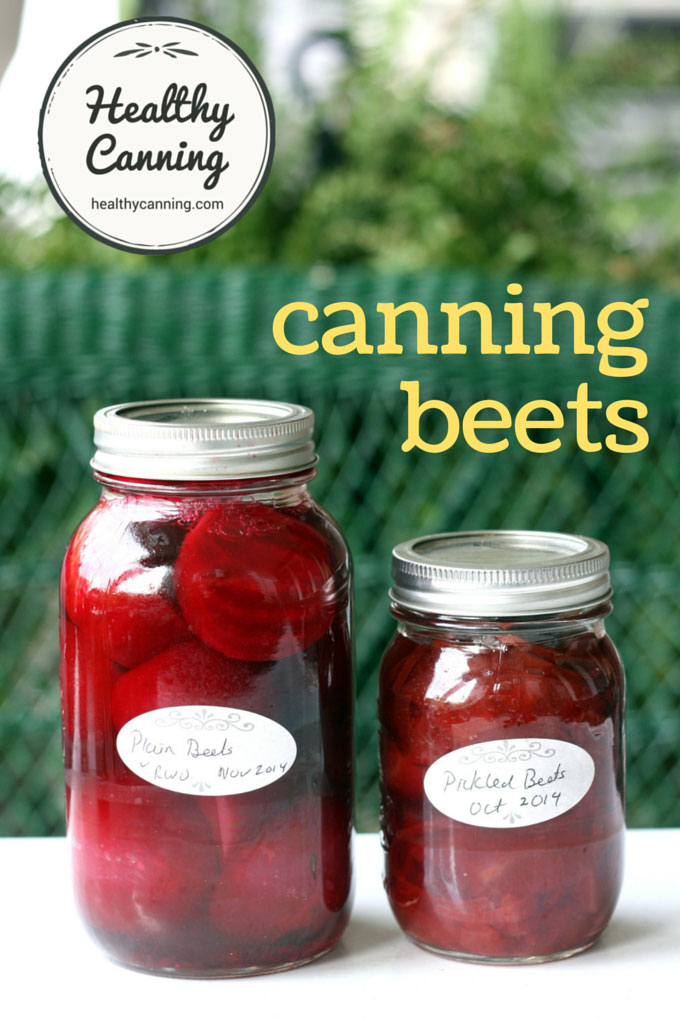 canning beets 001
