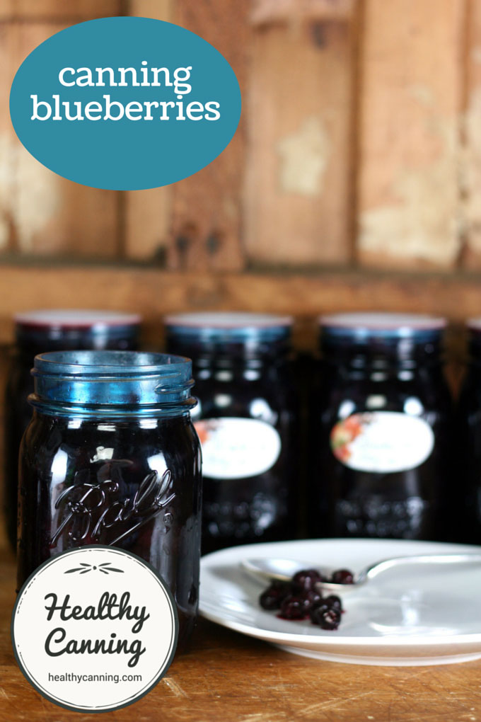 canning blueberries 012