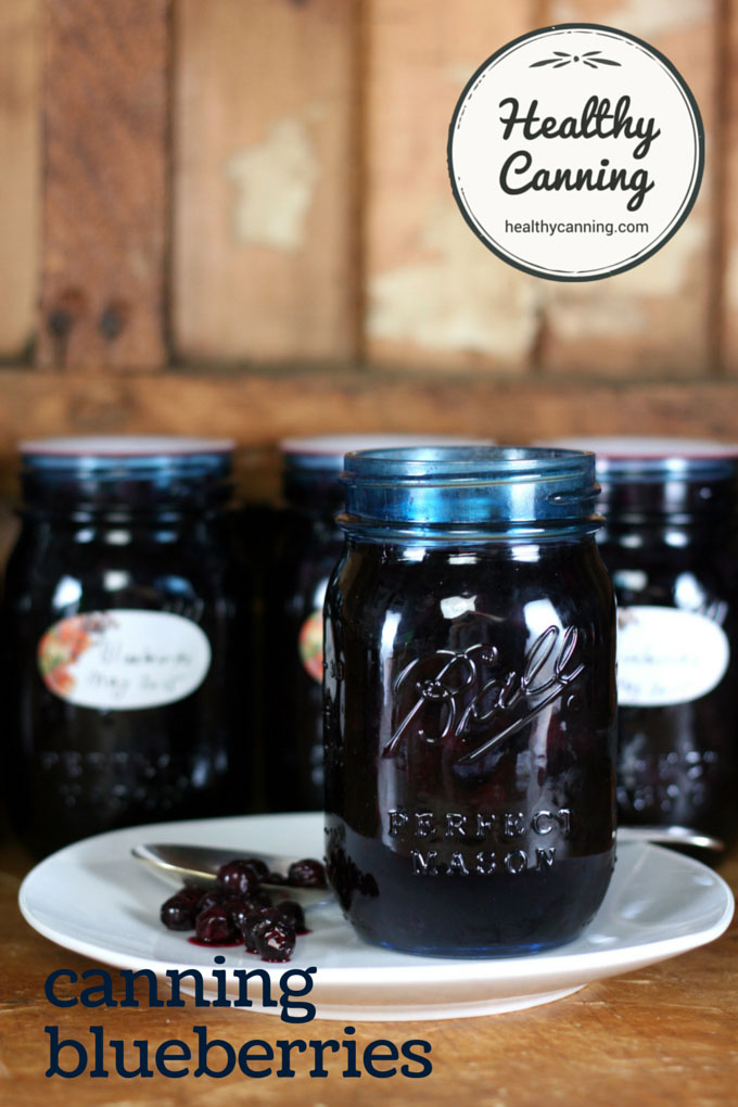 canning blueberries 016