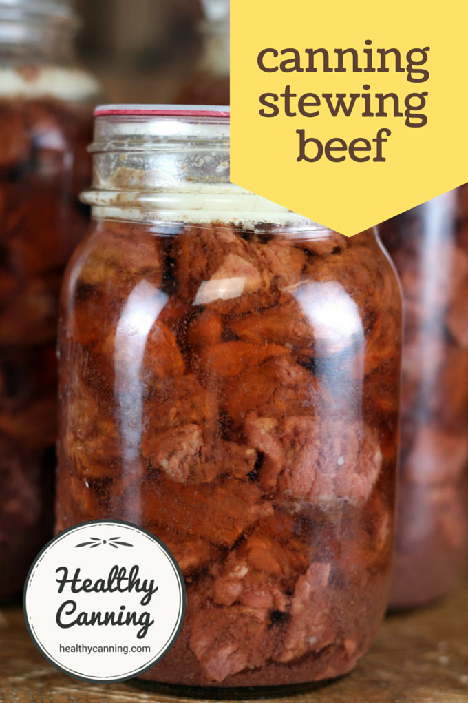 canning stewing beef 010