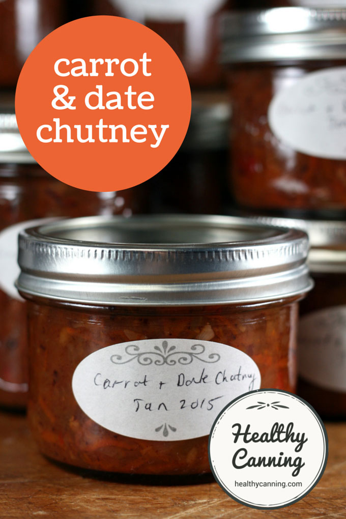 carrot and date chutney 001
