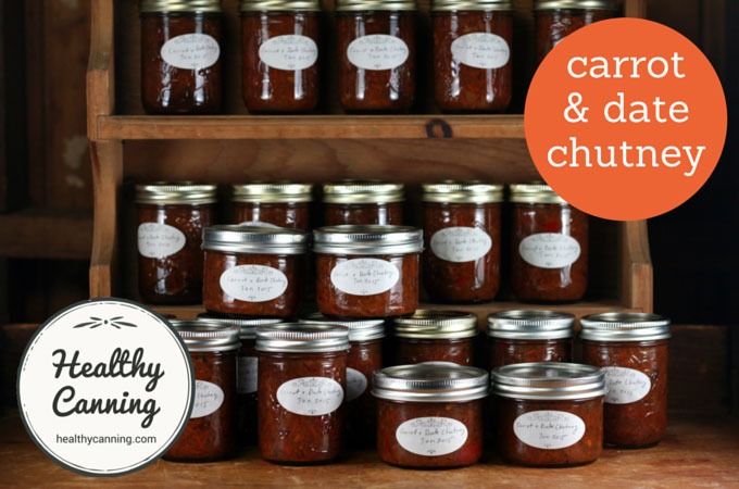 carrot and date chutney 008