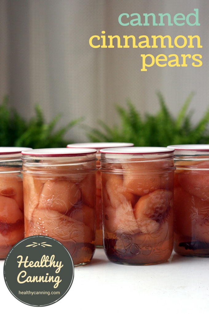 cinnamon pears 001