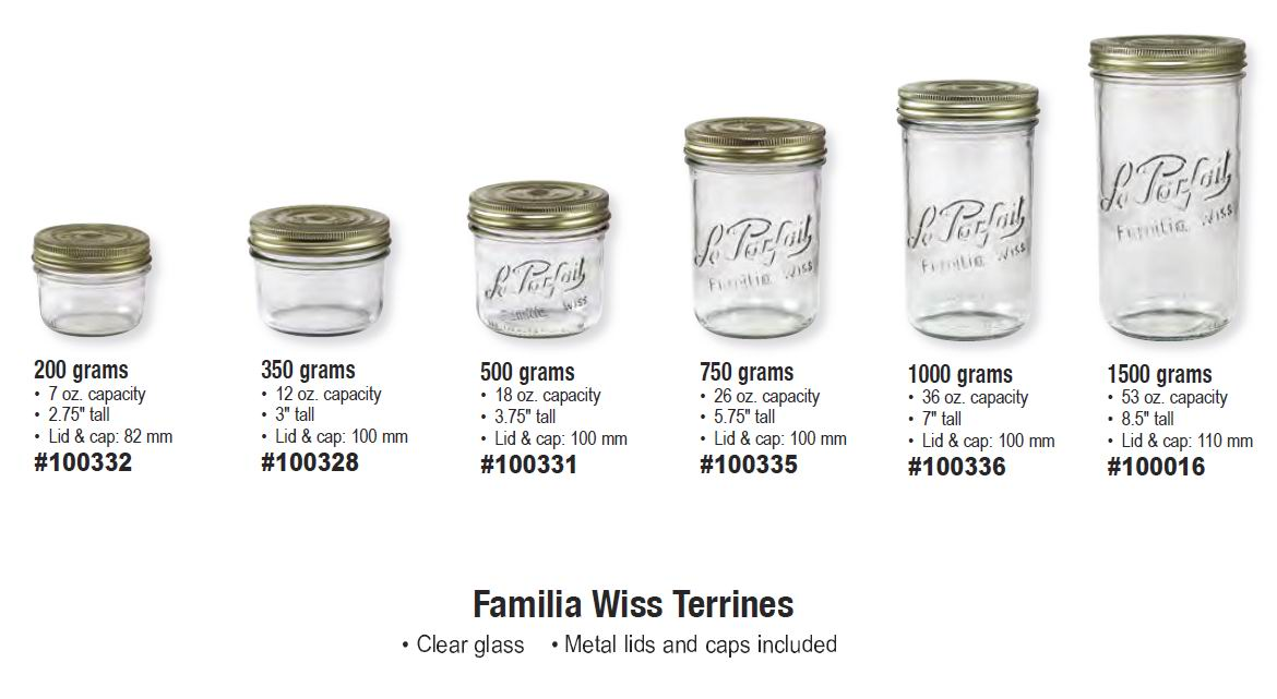 Mason Jars Different Sizes Design Decoration