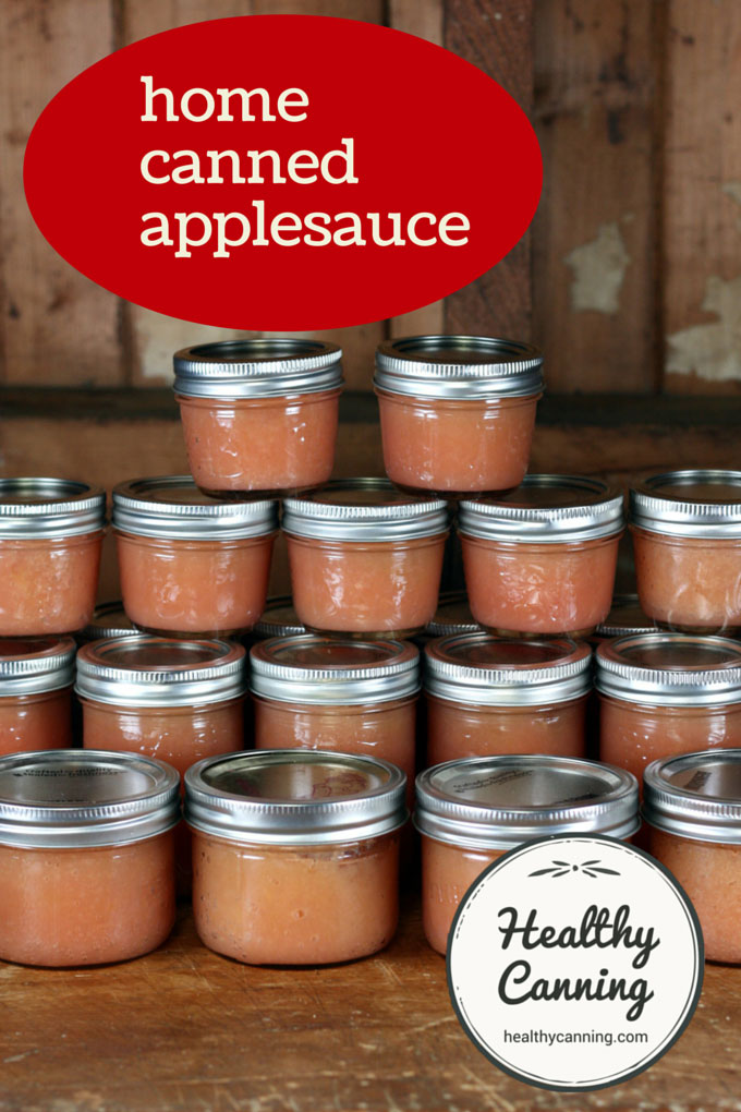 home canned applesauce 003