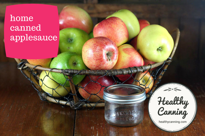 home canned applesauce 010