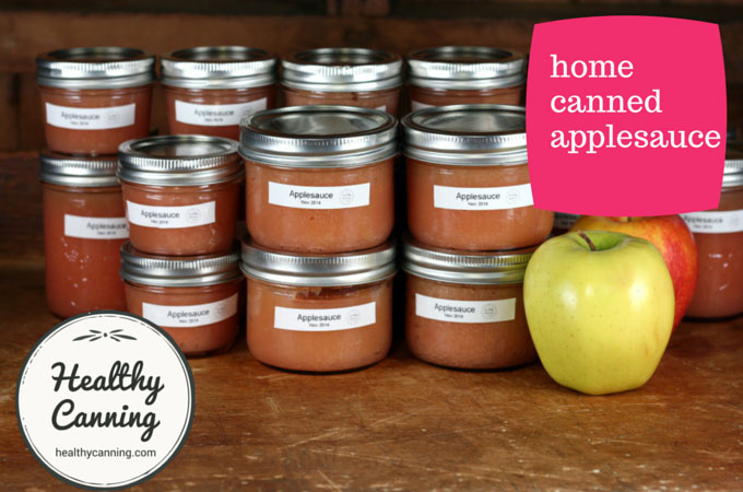 home canned applesauce 013