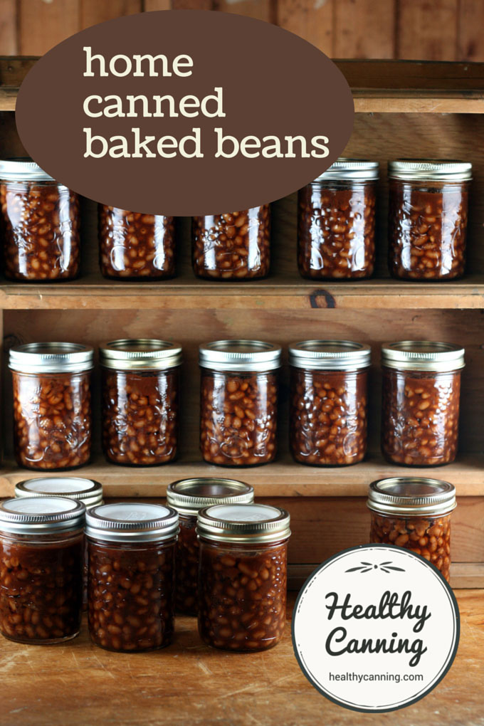 home canned baked beans 005