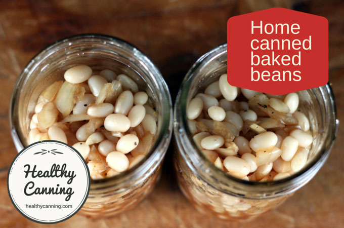 home canned baked beans 010