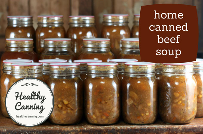 home canned beef soup 001