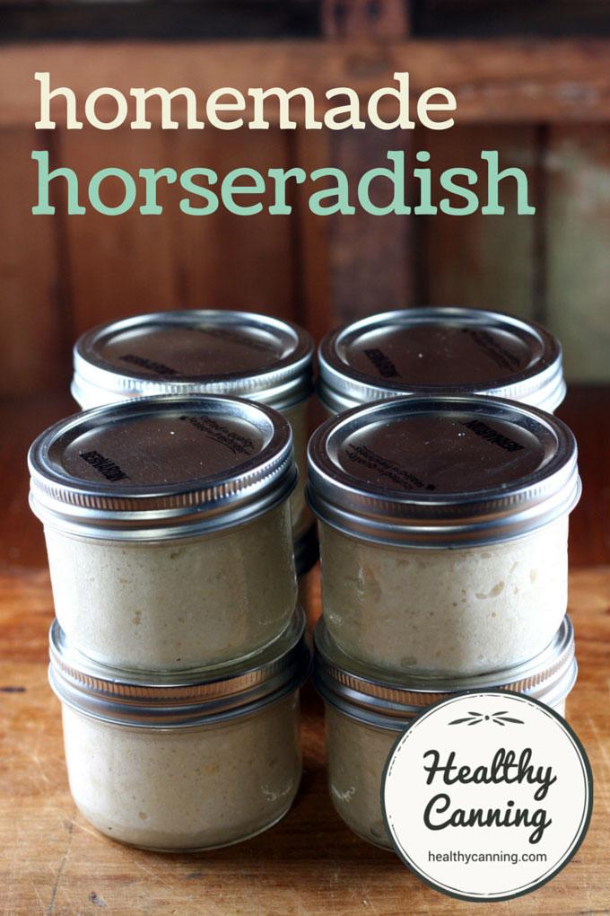 homemade horseradish 001