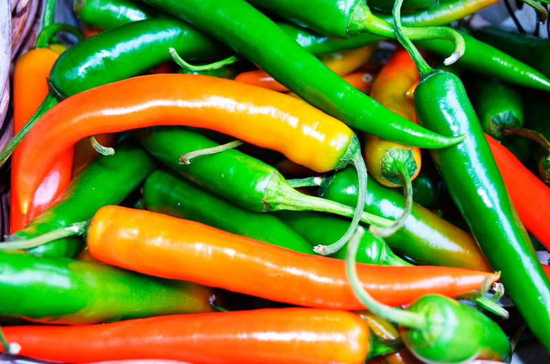 Hot chiles. PublicDomainPictures / Pixabay.com / 2011 / CC0 1.0