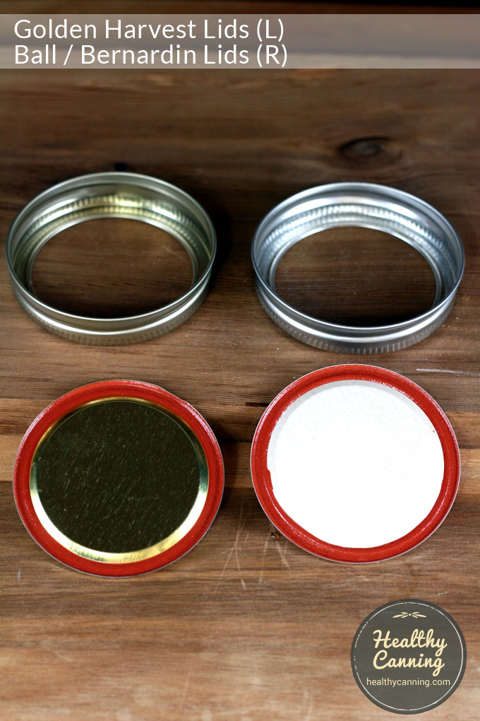 Kerr Canning Lids And Rings