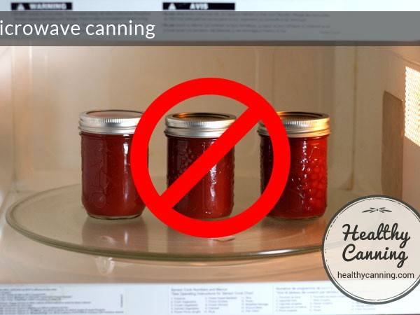 Microwave Canning