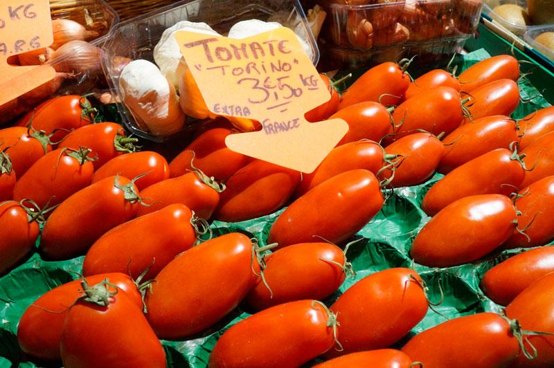 Torino variety paste tomatoes. minx2000 / Pixabay.com / 2014/ CC0 1.0