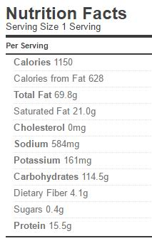 pie-crust-nutrition-regular