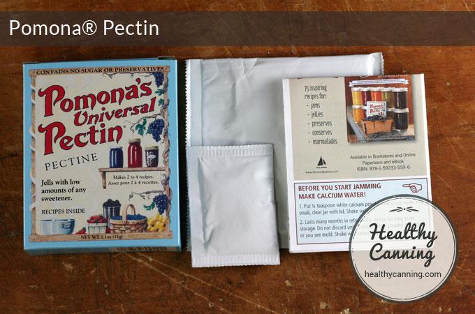 Pomona Pectin Box Contents