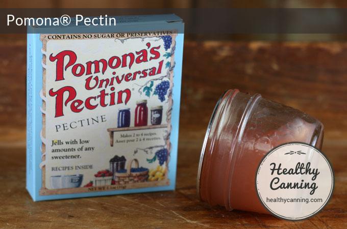 soft spreads with Pomona pectin