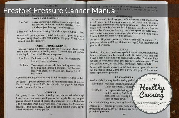 presto-pressure-canner-manual
