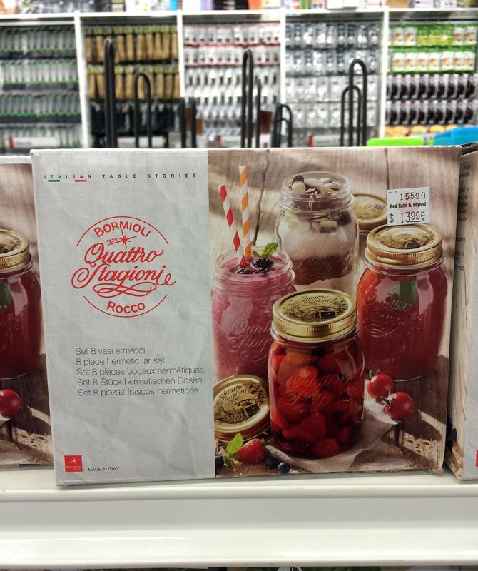 Quattro Stagioni Jars