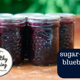 Blueberry Jam Sugar-Free (Ball / Bernardin)