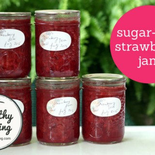Strawberry Jam Sugar-Free (Ball / Bernardin)